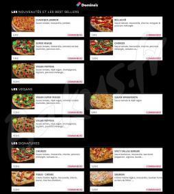 Commander Une Pizza à Emporter à Caen 35 Pizzerias à Caen